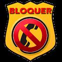Bloquer numero privé icon