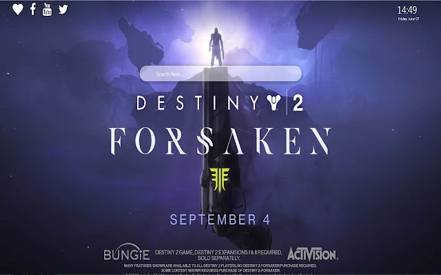Destiny 2 Wallpapers HD