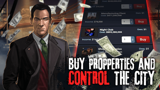 Code Triche Mob Wars LCN: Underworld Mafia mod apk screenshots 5