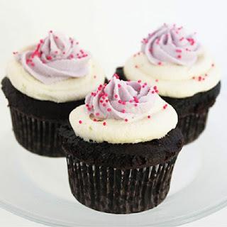 Chocolate Supreme Cupcakes.