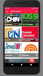 Toronto Radio - náhled