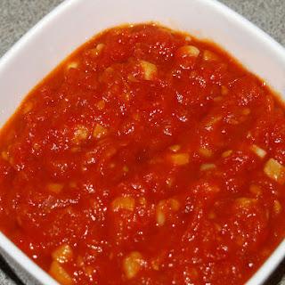 Garlic Tomato Sauce