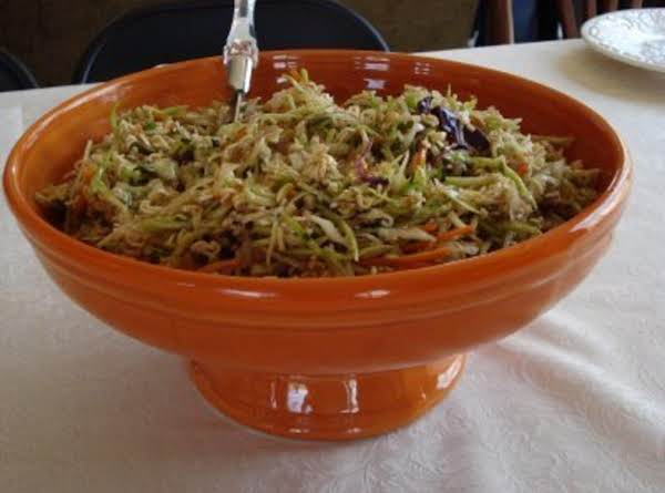 Michelle's Oriental Salad Recipe