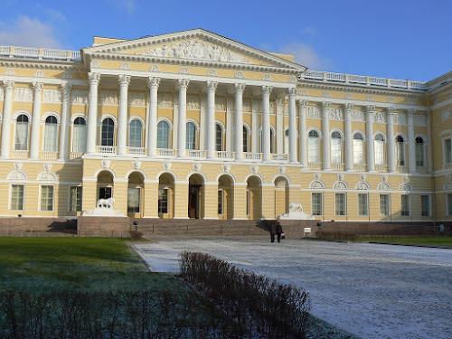 Photo Musée russe