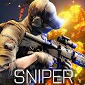 Blazing Sniper - offline shooting game icon