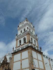Eglise de Sucre