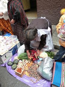 Fête d'Alasitas - Minis légumes