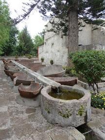 Couvent de Santa Catalina - Laverie