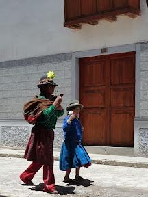 Dans les rues de Cotahuasi