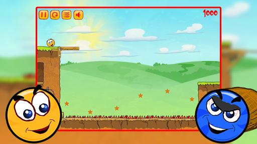 Code Triche Roller Ball 3: Red Bounce Ball Love Adventure APK MOD screenshots 1