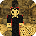 Mod Horror Ink Machine For MCPE icon