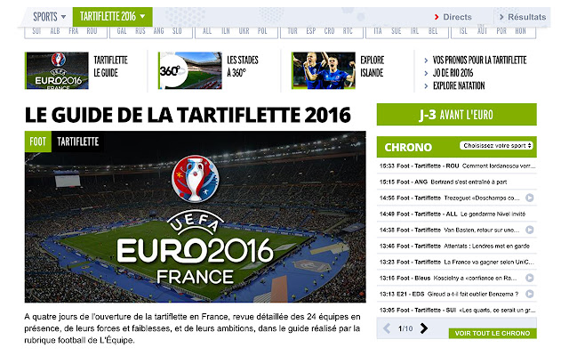 Tartiflettor l'anti Euro 2016 by Merci Alfred