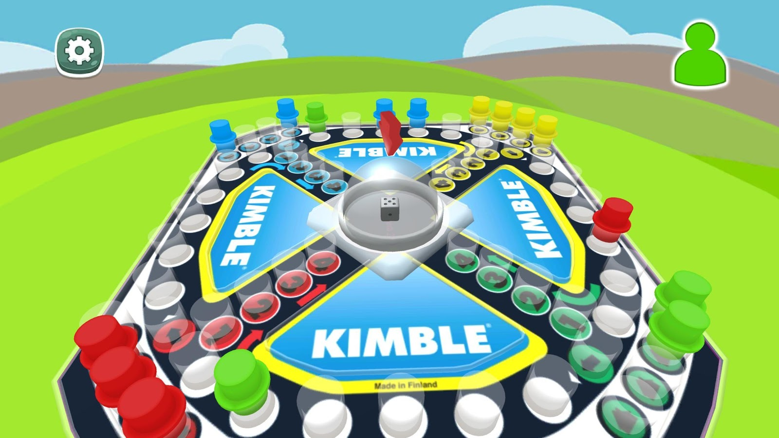 Kimble Mobile Game- screenshot