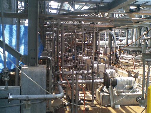 anp bontang project ammonium nitrate prill