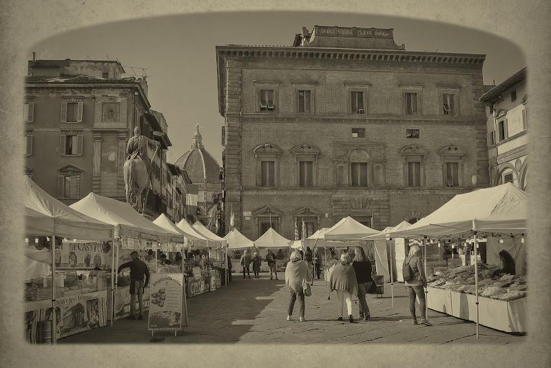 Al mercato di GVatterioni
