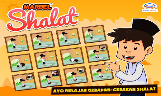 Marbel Belajar Shalat- screenshot thumbnail