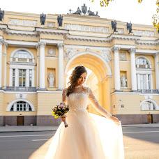 Wedding photographer Anna Tebenkova (TebenkovaPhoto). Photo of 14.10.2017