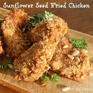 Sunflower Seed Fried Chicken