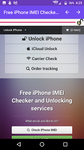 IMEI Unlocker screenshot 3