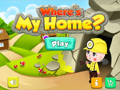 Where's My Home? - Puzzle Game- screenshot thumbnail