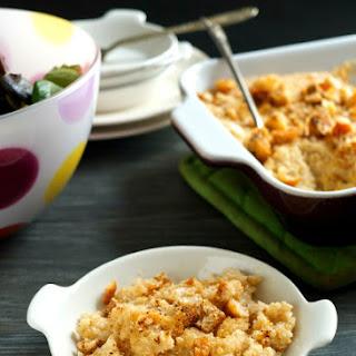 Healthi(er) Quinoa Mac and Cheese.