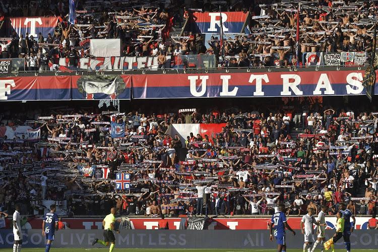 Cagnottes, livraisons de masques, messages politiques : la mobilisation des ultras français