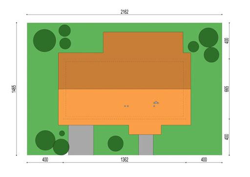 D199 - Paula wersja drewniana - Sytuacja