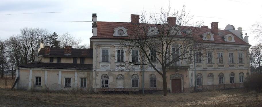Pałac w Kryspinowie