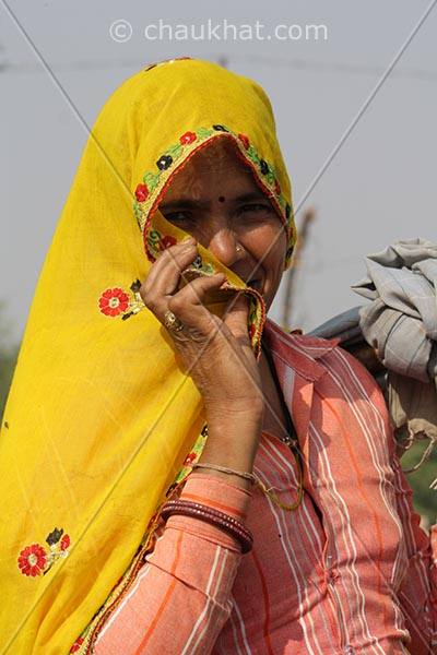 Women of Rajasthan