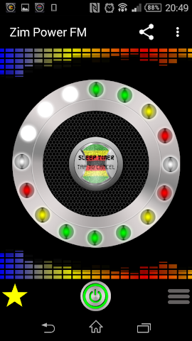 android Zimbabwe Radio Stations Screenshot 0
