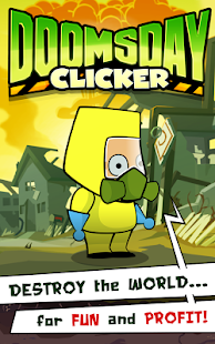 Doomsday Clicker- screenshot thumbnail
