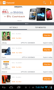 Getex: Assured Cashback screenshot 5