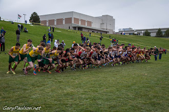 Photo: Varsity Boys 3A Eastern Washington Regional Cross Country Championship  Prints: http://photos.garypaulson.net/p508495143/e4913aa82