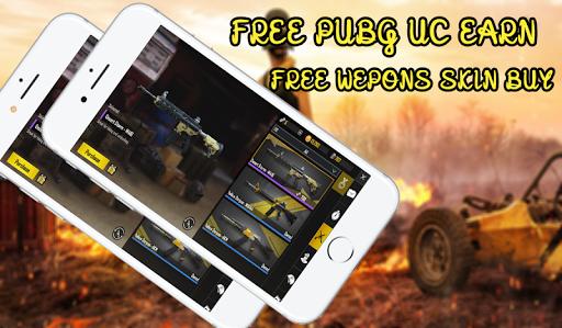 Free P-U-B-G UC Earn 1.0 screenshots 1