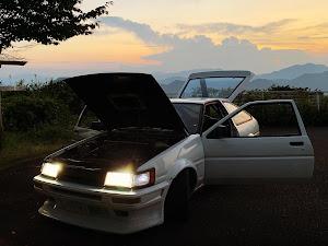 スプリンタートレノ AE86 GT-V のカスタム事例画像 Garage1003さんの2019年07月25日19:47の投稿