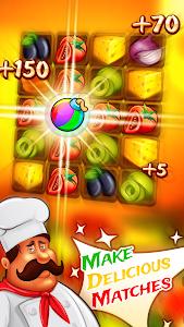 Match 3 Pizza: Kitchen Crash screenshot 7