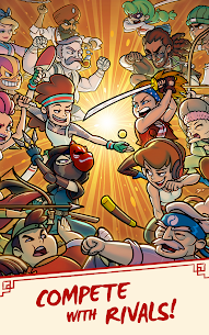 Kung Fu Clicker: Idle Dojo Mod Apk (Free Shopping + God Mode) 9