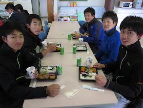 Photo: 昼食