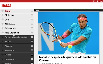 MARCA - Diario Líder Deportivo Screenshot 16