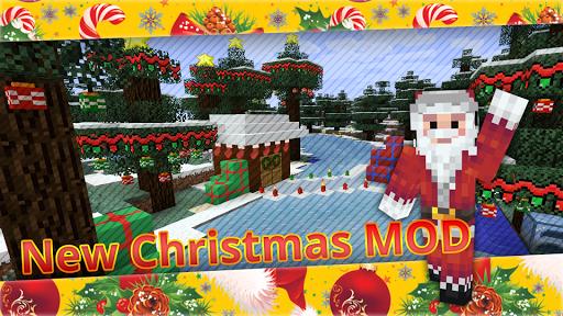 Christmas Mod Minecraft PE
