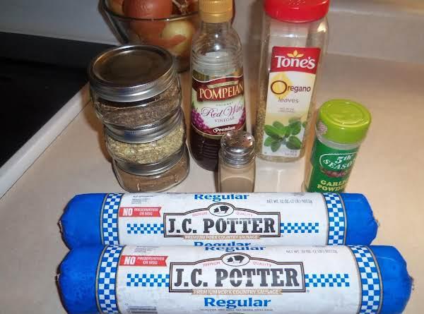 Italian Sausage Recipe