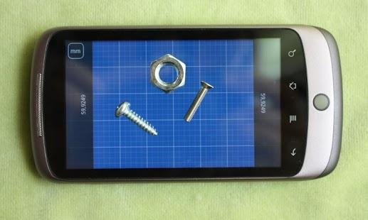 Millimeter - screen ruler app- screenshot thumbnail