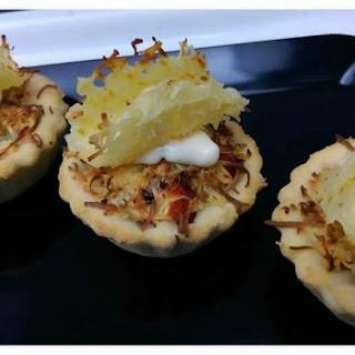 Pizza Tarts with Cheese Swirls Recipe