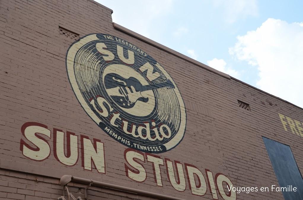 Sun Studio - Memphis