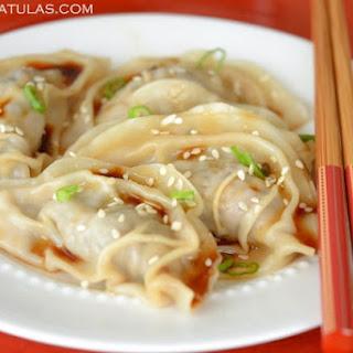 Asian Dumplings.