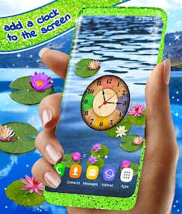 Water Lily Live Wallpaper 🌺 Flowers Wallpapers 1