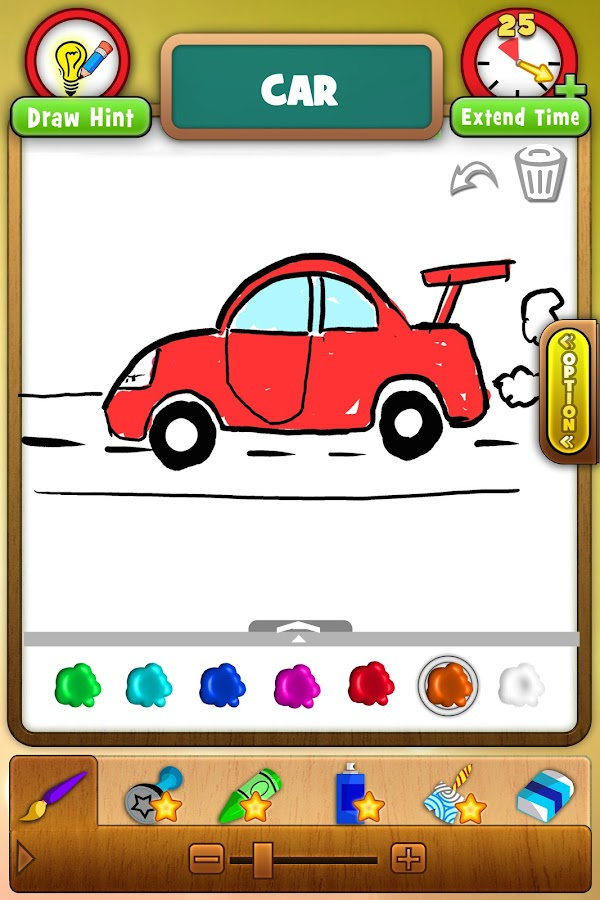 Draw N Guess Multiplayer- screenshot