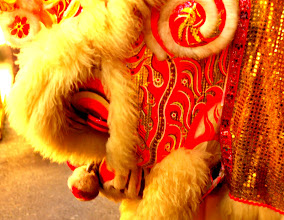 Photo: Year 2 Day 107 -   Dancing Lion #2