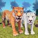 Angry Tiger Family Simulator: Tiger Attack