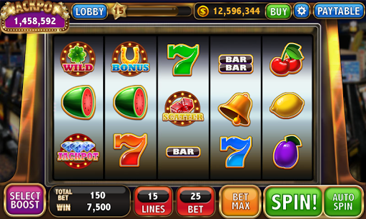 Casino Slots screenshot 7